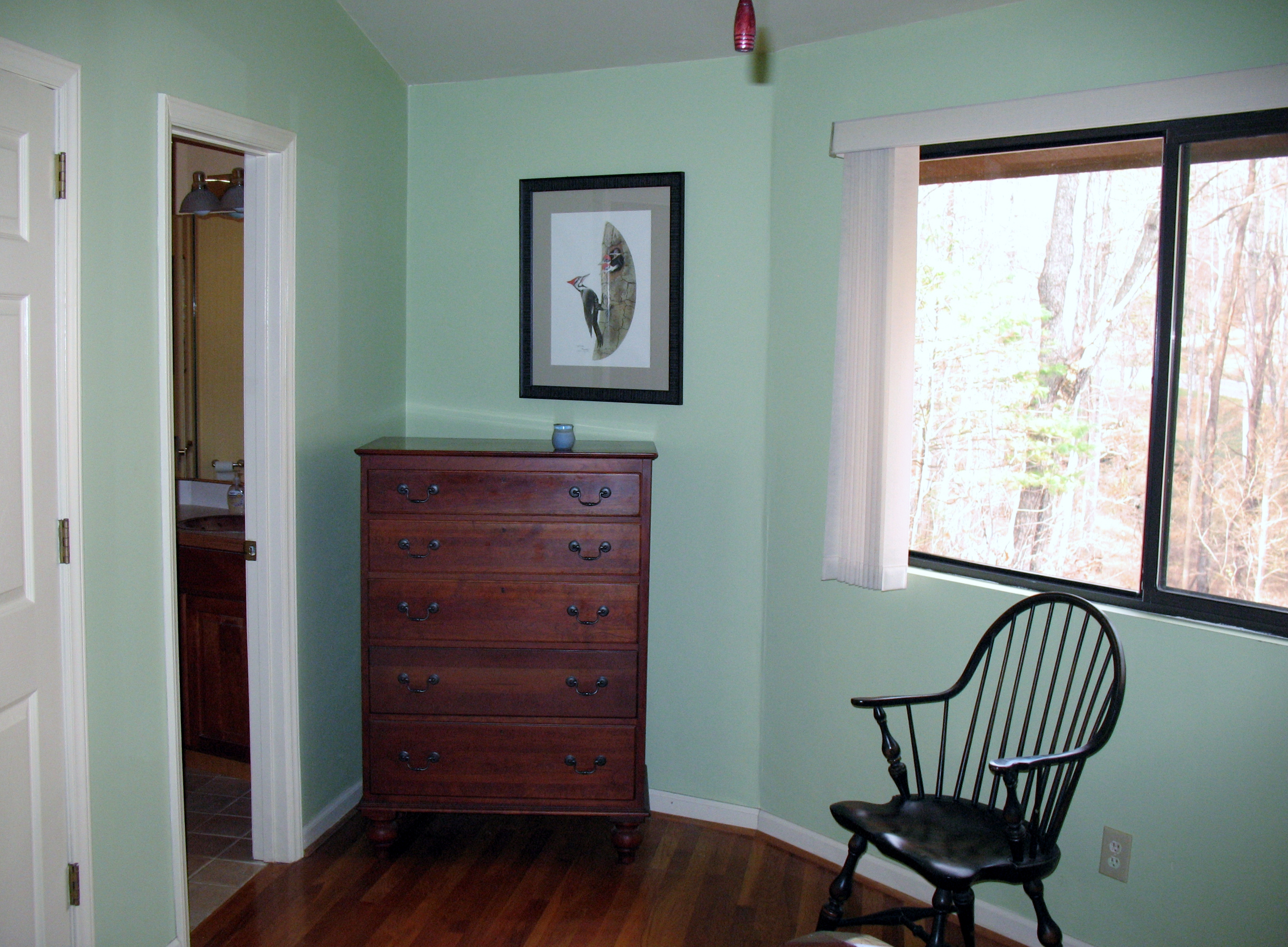 Little switzerland vacation cabin tours rental cabins nc Entry to master bedroom